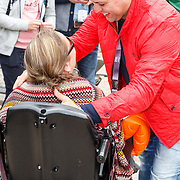 NLD/Amsterdam/20150906 - Amsterdam City Swim 2015, Frans Bauer