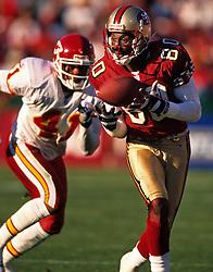 Jerry Rice, 2000