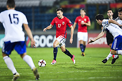 October 5, 2017 - San Marino, SAN MARINO - 171005 Martin Linnes of Norway during the FIFA World Cup Qualifier match between San Marino and Norway on October 5, 2017 in San Marino. .Photo: Fredrik Varfjell / BILDBYRN / kod FV / 150027 (Credit Image: © Fredrik Varfjell/Bildbyran via ZUMA Wire)