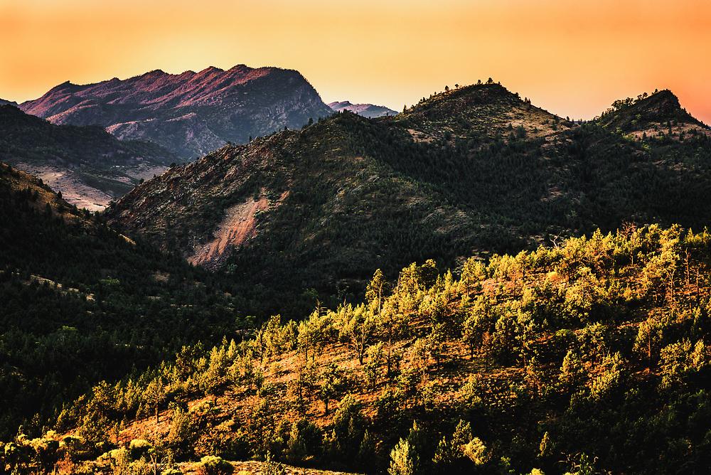 Bunyeroo Valley in Flinders Ranges, South Ausralia