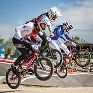 2021 UCI BMXSX World Cup 1&2<br /> Verona (Italy) - Friday Practice<br /> ^we#215 CLAESSENS, Zoe (SUI, WE) Team_CH, Wiawis, Nologo
