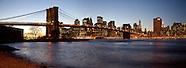 Brooklyn bridge panoramic NYB119A