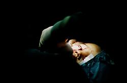 Rome, February 2008.On the first Friday of February 2008 Shabana and Janat have spent the afternoon in the center of Rome enjoying the sunny day and eating a delicious pizza, after taking part to the Press Conference organized early in the morning at Sala dell'Arazzo in Campidoglio...At about sunset of this long and exhilarating day, Shabana was admitted at the Fatebenefratelli St Peter's Hospital, together with her father Janat...The following Monday, the 4th of Feb, she underwent to a three-hour surgical operation performed by Professor Fabio Massimo Abenavoli - president of Smile Train Italia...The following day Shabana was smiling again..... ..A week later, Shabana Janat e Gabriele leaves Rome towards Salento [......]..Roma, Febbraio 2008..Il primo venerdì di febbraio, Shabana e Janat dopo aver partecipato alla Conferenza Stampa in Campidoglio, hanno trascorso il pomeriggio nel centro di Roma insieme ad amici Afghani e Italiani. Un pranzo leggero in un ristorante vicino a Piazza Venezia, una buona pizza napoletana, e una camminata nelle soleggiate strade Romane...Verso il tramonto della lunga ed eccitante giornata, Shabana e? stata ricoverata presso il reparto di Pediatria del Fatebenefratelli San Pietro in via Cassia. Una stanza per lei e il padre e tanta gentilezza e disponibilta? dello staff medico che hanno accolto e curato la giovane paziente afghana..L?intervento chirurgico e? stato eseguito il 4 febbraio dal Prof. Fabio Massimo Abenavoli ( e documentato fotograficamente da Gabriele), per una durata di circa tre ore....Al risveglio la giovane paziente era ovviamente confusa e sofferente, ma dopo circa un?ora tra sonno, lacrime e carezze, Shabana si e? svegliata con tanto appetito da afferrare una grossa mela gialla e divorarla....Il giorno seguente Shabana ha ripreso a correre, giocare e a sorridere..... ..Lunedì 11 febbraio Shabana, Janat e Gabriele lasciano il Fatebenefratelli per recarsi nel Salento [......].