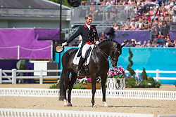 Hester Carl (GBR) - Uthopia<br /> Olympic Games London 2012<br /> © Dirk Caremans
