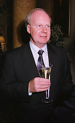 MR MURDOCH MacLENNAN M/D Associated Newspapers Ltd, at a party in London on 29th June 1999.MTX 67