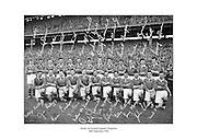 Signed team shot of Meath Senior Football Team, 1954 All Ireland Champions.