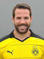 Fotball<br /> Tyskland<br /> 15.07.2015<br /> Foto: Witters/Digitalsport<br /> NORWAY ONLY<br /> <br /> Gonzalo Castro<br /> Fussball, Bundesliga, Borussia Dortmund, Fototermin 2015