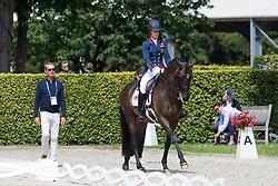 Dujardin Charlotte, GBR, Erlentanz<br /> CHIO Aachen 2019<br /> © Hippo Foto - Sharon Vandeput<br /> 21/07/19