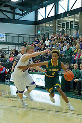 27 December 2017: State Farm Holiday Classic Coed Basketball Tournament at Shirk Center, Bloomington Illinois<br /> <br /> SSFHC - Small Boys El Paso - Gridley Titans v St. Thomas More Sabers