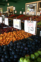 California Roadside Fruit Stand - Though California's image of Hollywood, surfers and alternative lifestyles prevails, first and foremost California is an agricultural powerhouse.  The state is one of the world's largest providers of fresh produce, thanks to its mild climate year round.