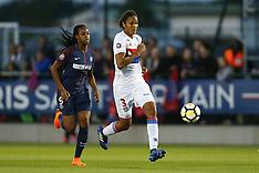 Paris Saint Germain vs Lyon - 18 May 2018