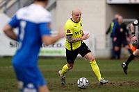 Sam Minihan. Eastleigh FC 1-0 Stockport County FC. Vanarama National League. Silverlake Stadium. 20.02.21