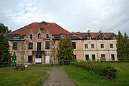 Pałac w Sztynorcie na Mazurach
