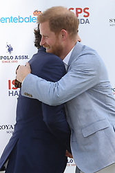 May 24, 2019 - Rome, Italy - Image licensed to i-Images Picture Agency. 24/05/2019. Rome, Italy. Prince Harry, The Duke of Sussex at the 2019 Sentebale ISPS Handa Polo Cup at Rome Polo Club in Italy. (Credit Image: © Stephen Lock/i-Images via ZUMA Press)