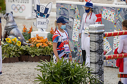 Smith Holly, GBR<br /> Olympic Games Tokyo 2021<br /> © Hippo Foto - Dirk Caremans<br /> 06/08/2021
