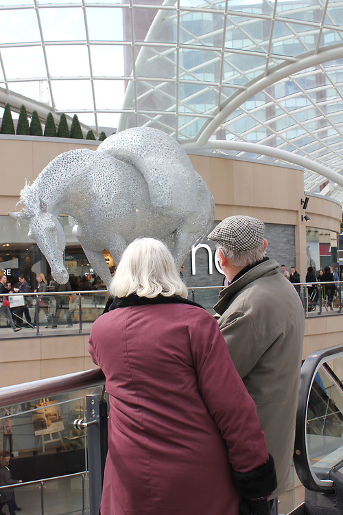 Trinity Leeds is a shopping and leisure centre in Leeds, UK. Located in the centre of Leeds. It opened on 21 March 2013, with over 130,000 recorded visitors on opening day