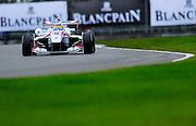 2012 British F3 International Series.Donington Park, Leicestershire, UK.27th - 30th September 2012.Nick McBride, T-Sport..World Copyright: Jamey Price/LAT Photographic.ref: Digital Image Donington_F3-18264