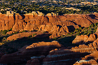 Devils Garden in Arches National Park