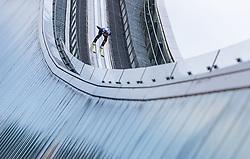 01.01.2018, Olympiaschanze, Garmisch Partenkirchen, GER, FIS Weltcup Ski Sprung, Vierschanzentournee, Garmisch Partenkirchen, Probesprung, im Bild Gregor Schlierenzauer (AUT) // Gregor Schlierenzauer of Austria during his Trial Jump for the Four Hills Tournament of FIS Ski Jumping World Cup at the Olympiaschanze in Garmisch Partenkirchen, Germany on 2018/01/01. EXPA Pictures © 2018, PhotoCredit: EXPA/ JFK