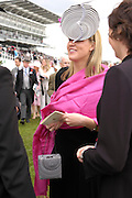 Nicola Hain. Royal Ascot Race meeting Ascot at York. Tuesday 14 June 2005. ONE TIME USE ONLY - DO NOT ARCHIVE  © Copyright Photograph by Dafydd Jones 66 Stockwell Park Rd. London SW9 0DA Tel 020 7733 0108 www.dafjones.com