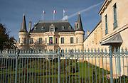 Chateau Palmer, Margaux. Medoc, Bordeaux, France