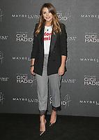 Chloe Lewis, Gigi Hadid x Maybelline Party, Hotel Gigi Mortimer Street, London UK, 07 November 2017, Photo by Brett D. Cove