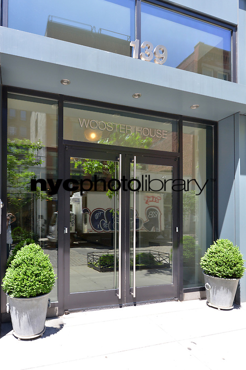 Entrance to 139 Wooster Street