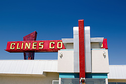 Clines Corner building in Clines Corner, New Mexico