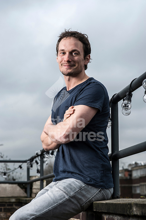 Innocent Drinks and Jam Jar investments founder, Richard Reed pictured at their west London offices. <br /> Picture by Daniel Hambury/Stella Pictures Ltd +44 7813 022858<br /> 10/02/2014