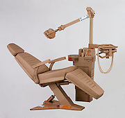 11/08/2010 - Italy - Exclusive<br /> Carboard Art<br /> The work of English Artist Chris Gilmour provokes surprise and amazement beyond what could appear to be a mere process of reproduction.<br /> Chris Gilmour has imposed a strict logic on his works he makes objects using only cardboard and glue. There is no supporting structure, no wooden or metal frame. His interpretations of everyday objects are created in adherence to the use of a pure and single material, but instead of the marble or bronze of classical statues, he has chosen one of the most humble and commonly found of our industrial times.<br /> <br /> Packaging cardboard is, by its very nature, intended to contain but it is then discarded. Gilmour, however, uses it to contain the work's own identity and to highlight the displacement between the original object and the one made in cardboard. This displacement is marked by difference: his sculptures (and apart from the use of such a poor material, they conform to all the accepted precepts of sculpture) are not mere copies, but rather translations from life. This translation brings with it a process of knowledge- the knowledge of the small things within which the sense of daily existence is hidden. <br /> (©Chris Gilmour/Exclusivepix)