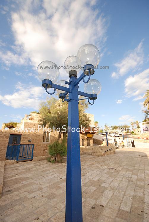 Israel, Old Jaffa Kikar Kdumim - Kdumim square