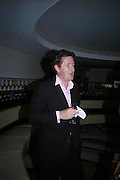 Piers Morgan. 'Maze' Gordon Ramsay  restaurant launch. 10-13 Grosvenor Square. London. 24 May 2005. ONE TIME USE ONLY - DO NOT ARCHIVE  © Copyright Photograph by Dafydd Jones 66 Stockwell Park Rd. London SW9 0DA Tel 020 7733 0108 www.dafjones.com