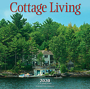 PRODUCT: Calendar<br /> TITLE: 2020 Cottage Living<br /> CLIENT: Wyman Publsihing