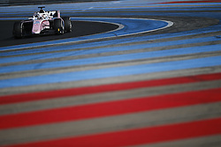 March 6, 2018 - Le Castellet, France - MAXIMILIAN GUENTHER of Germany and Arden International drives during the 2018 Formula 2 pre season testing at Circuit Paul Ricard in Le Castellet, France. (Credit Image: © James Gasperotti via ZUMA Wire)