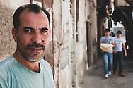 Faiz, age 40, in Damascus, Syria