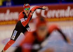 13-01-2013 SCHAATSEN: EK ALLROUND: HEERENVEEN<br /> NED, Speedskating EC Allround Thialf Heerenveen / 1500 women - Stephanie Beckert GER<br /> ©2013-FotoHoogendoorn.nl