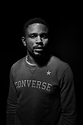 NEW YORK, NY -- 6/6/17 -- Nnamdi Asomugha, stars in the new film Crown Heights, based on the life of Colin Warner, who was wrongly incarcerated for over 20 years. Asomugha plays his best friend, Carl King in the film, which won the Audience Award at Sundance. The film is to be released August 25.…by André Chung #_AC18846