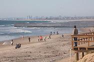 "Tijuana 2015.<br /> Watching San Diego from Tijuana.<br /> <br /> San Diego visto da ""Playas de Tijuana"""