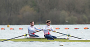 Caversham. Berkshire. UK<br /> Bow Nathaniel REILLY-O'DONNELL and Matt TARRANT.<br /> 2016 GBRowing European Team Announcement,  <br /> <br /> Wednesday  06/04/2016 <br /> <br /> [Mandatory Credit; Peter SPURRIER/Intersport-images]