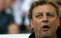 Photo: Paul Thomas.<br /> Notts County v Sheffield United. Pre Season Friendly. 01/08/2006.<br /> <br /> Steve Thompson, Notts manager.