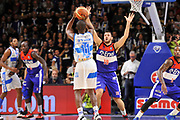 DESCRIZIONE : Campionato 2014/15 Dinamo Banco di Sardegna Sassari - Enel Brindisi<br /> GIOCATORE : Jerome Dyson<br /> CATEGORIA : Tiro Tre Punti Controcampo<br /> SQUADRA : Dinamo Banco di Sardegna Sassari<br /> EVENTO : LegaBasket Serie A Beko 2014/2015<br /> GARA : Dinamo Banco di Sardegna Sassari - Enel Brindisi<br /> DATA : 27/10/2014<br /> SPORT : Pallacanestro <br /> AUTORE : Agenzia Ciamillo-Castoria / Luigi Canu<br /> Galleria : LegaBasket Serie A Beko 2014/2015<br /> Fotonotizia : Campionato 2014/15 Dinamo Banco di Sardegna Sassari - Enel Brindisi<br /> Predefinita :