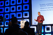 The Linux Foundation hosts its Open Source Leadership Summit at Resort at Squaw Creek in Olympic Valley, California, on February 16, 2017. (Stan Olszewski/SOSKIphoto)