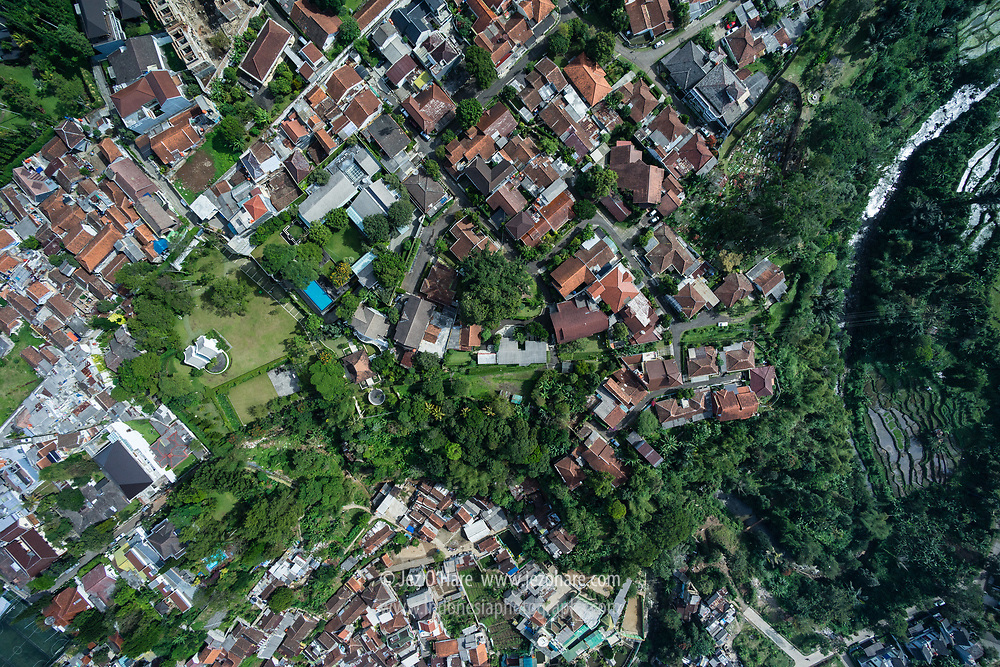 Komplek LIPI, Ciumbuleuit, Bandung, West Java, Indonesia
