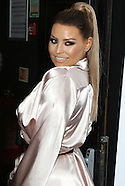 Jessica Wright Footwear SS16 - press party