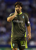 Photo: Paul Thomas.<br />Everton v Werder Bremen. Pre Season Friendly. 31/07/2007.<br /><br />Diego of Bremen.