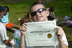 Dillon W/ Award