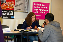 Pictured: <br /> <br /> SNP Brexit minister Mike Russell spoke at an Edinburgh and Lothians Regional Equality Council event which aimed to facilitate discussion between service providers in the public and third sectors, and asylum seekers and refugees in order to hear about the circumstances and needs.<br /> <br /> Ger Harley   EEm 6 December 2016