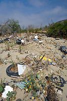 Trash - Tijuana River
