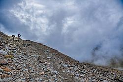 17-09-2018 ESP: BvdGF La Vuelta a Sierra Nevada day 2, Pico del Veleta<br /> Second day of the mountainbike and cycling challenge from Capileira to Pico del Veleta (3396m)