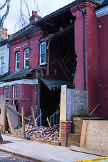 2018-02-10 SWNS West Hampstead House collapse